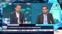 Le Regard sur la Tech: la dirigeante des Apple Store démissionne - 06/02