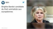 Européennes. Brigitte Bardot s'engage sur la liste du Parti animaliste