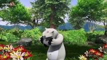 Bernard Bear | Le parc d'attractions | Dessins Animés Pour Enfants |