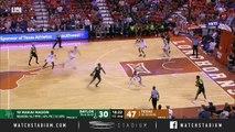 Baylor vs. Texas Basketball Highlights (2018-19)