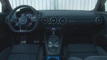 Der neue Audi TT RS Vom Motorsport inspiriert - das Interieur