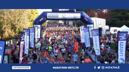 Marathon Metz Mirabelle 2019 - Teaser