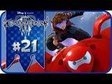 Kingdom Heart 3 Walkthrough Part 21 ((PS4)) English - No Commentary - Big Hero 6