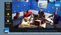 Le débat sur la démocratie participative sur France Bleu Occitanie