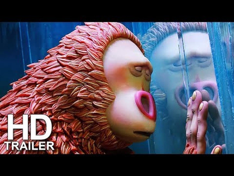 MISSING LINK Official Trailer #2 (2019) Hugh Jackman, Zoe Saldana Movie HD