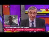 Director de noticias de Caracol TV habló sobre la salida del aire en Venezuela