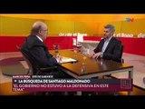 """Peña sobre Maldonado: """"En las primeras dos semanas di 35 entrevistas y no preguntaron nada"""""""
