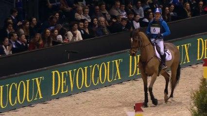 Devoucoux Indoor Derby - Jumping International de Bordeaux 2019 - Vendredi 08 Fev. 2019