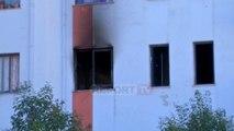Zjarr te një nga apartamentet te banesat sociale në Shkozë, shkak pakujdesia e fëmijëve