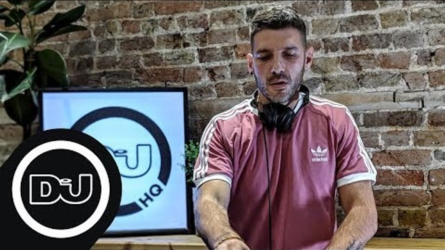 Andres Campo Techno DJ Set Live From #DJMagHQ