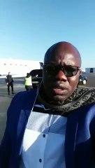 Ahmed Aidara en jet privé avec Abdoulaye Wade