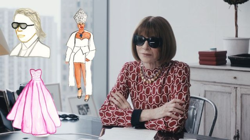 Anna Wintour on Rihanna, the Rise of the Sneaker, and Parka or No Parka?