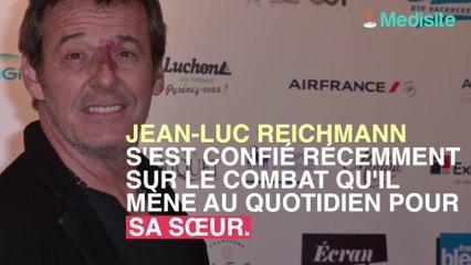 Jean-Luc Reichmann se bat pour le handicap de sa soeur