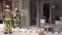 Küçükçekmece Cennet Mahallesi'nde tüp bayiinde patlama meydana geldi. Olay yerine itfaiye ve sağlık ekipleri sevk edildi. Ekipleri olay yerindeki incelemeleri sürüyor