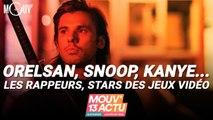 Mouv'13 Actu : Médine, Jacquie & Michel, Orelsan, Dosseh...