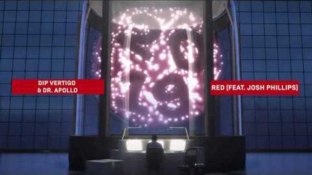 Dip Vertigo & Dr. Apollo - Red (feat. Josh Phillips)