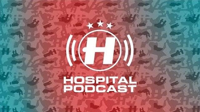 Hospital Podcast 382 with London Elektricity