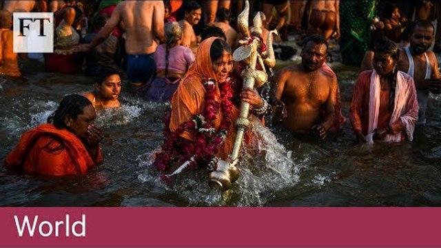 India's Kumbh Mela: the largest gathering on earth