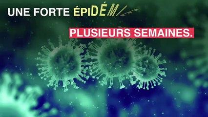 Epidémie de grippe : la région Nouvelle-Aquitaine est la plus touchée