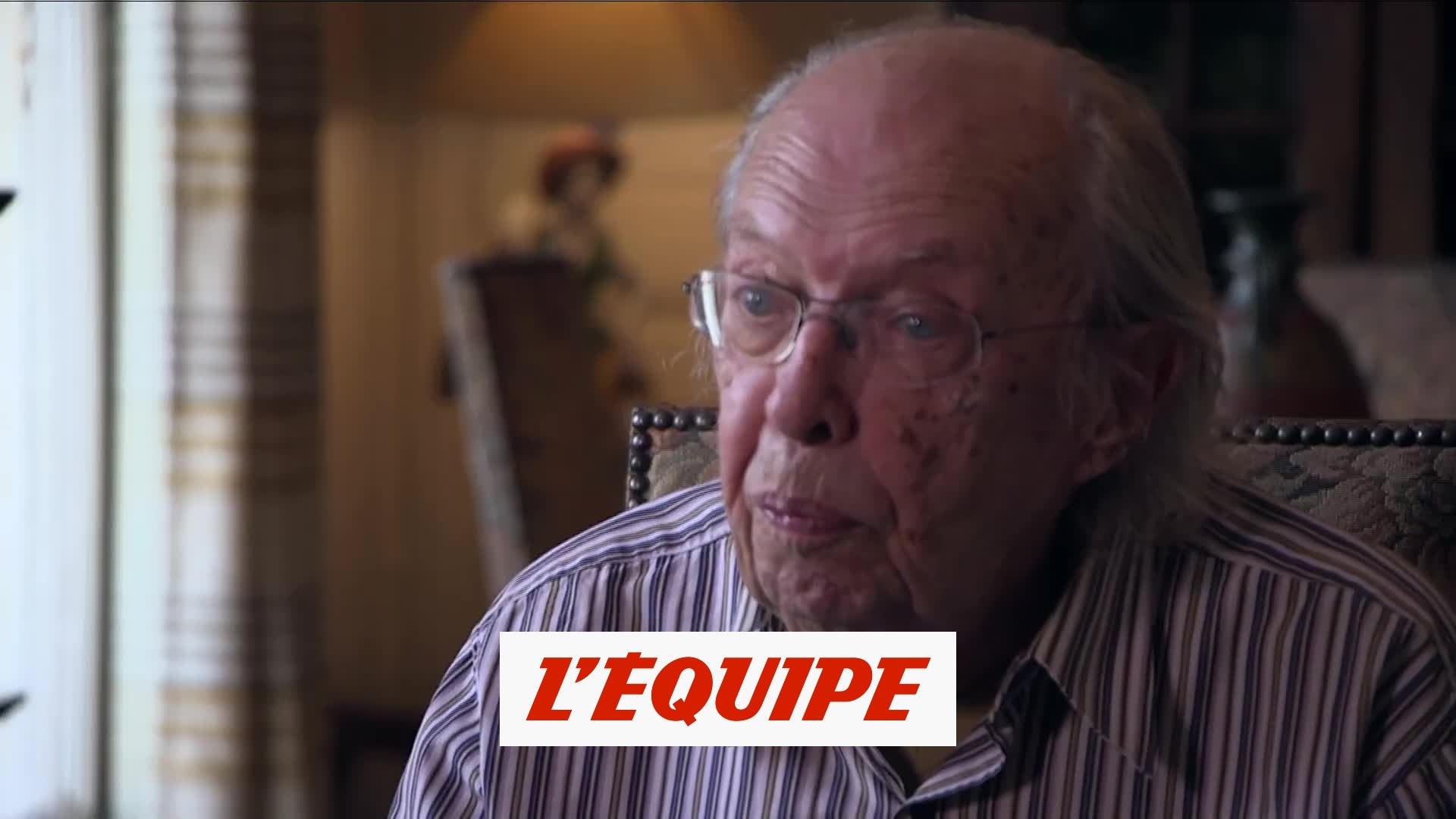 «Sport Confidentiel» à la rencontre de Jacques Ferran - Foot - Disparition
