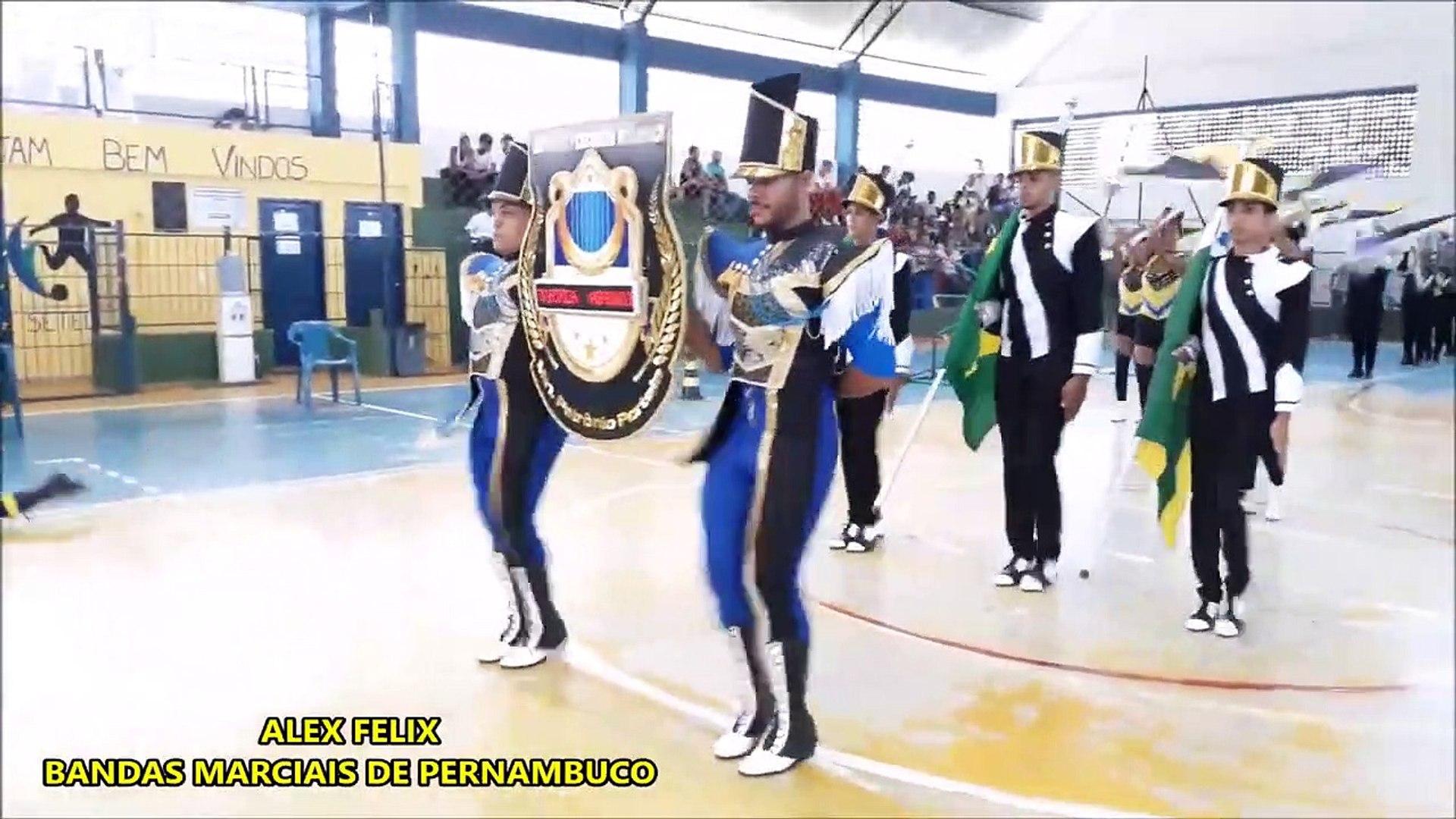 Banda De Percussão Ministro Petronio Portela 2018 - VI COPA NACIONAL DE CAMPEÃS DE BANDAS E FANFARRA