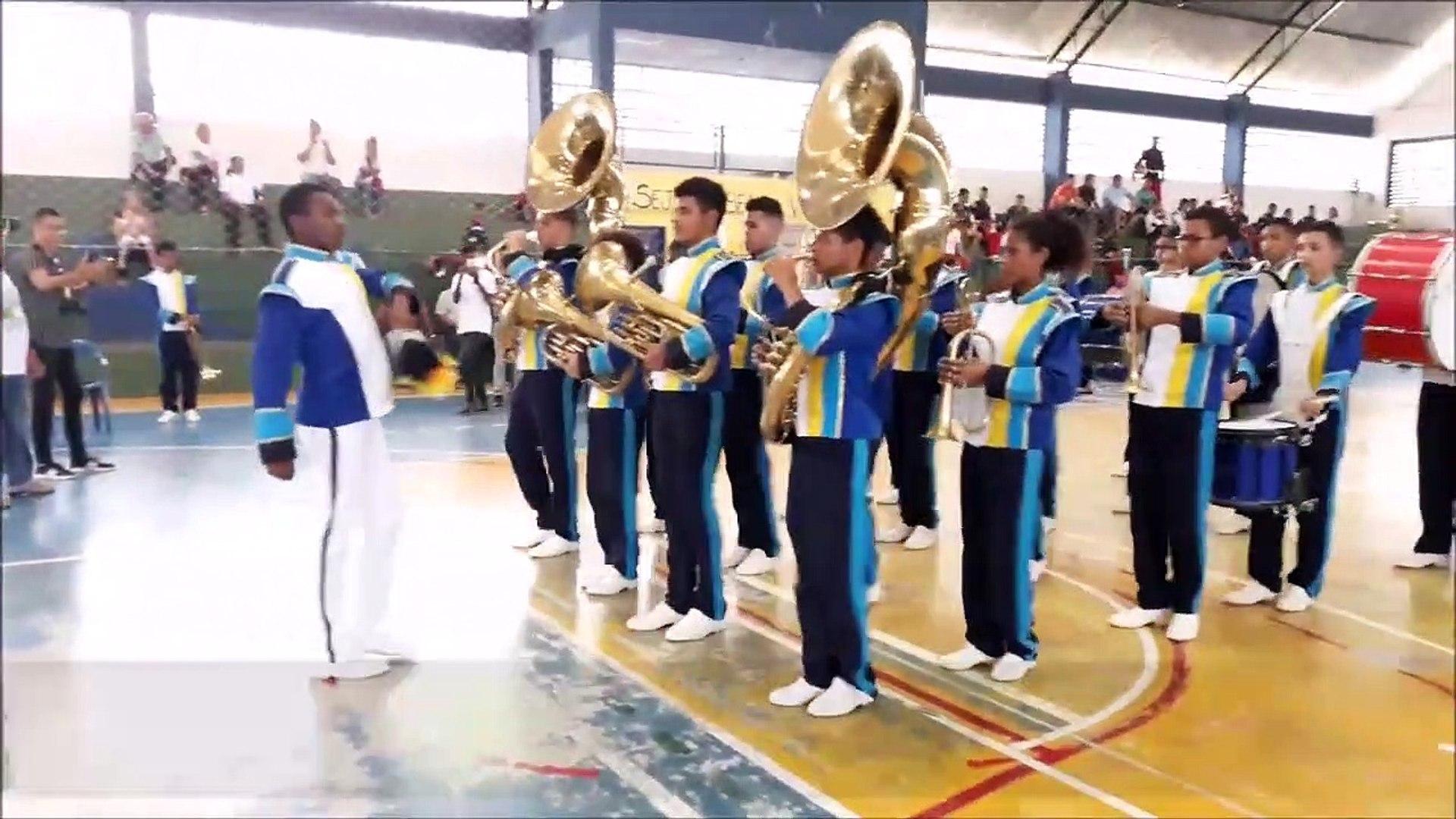 BANDA MARCIAL PAULO VI 2018 - VI COPA NACIONAL DE CAMPEÃS DE BANDAS E FANFARRAS - PARNAMIRIM - RN