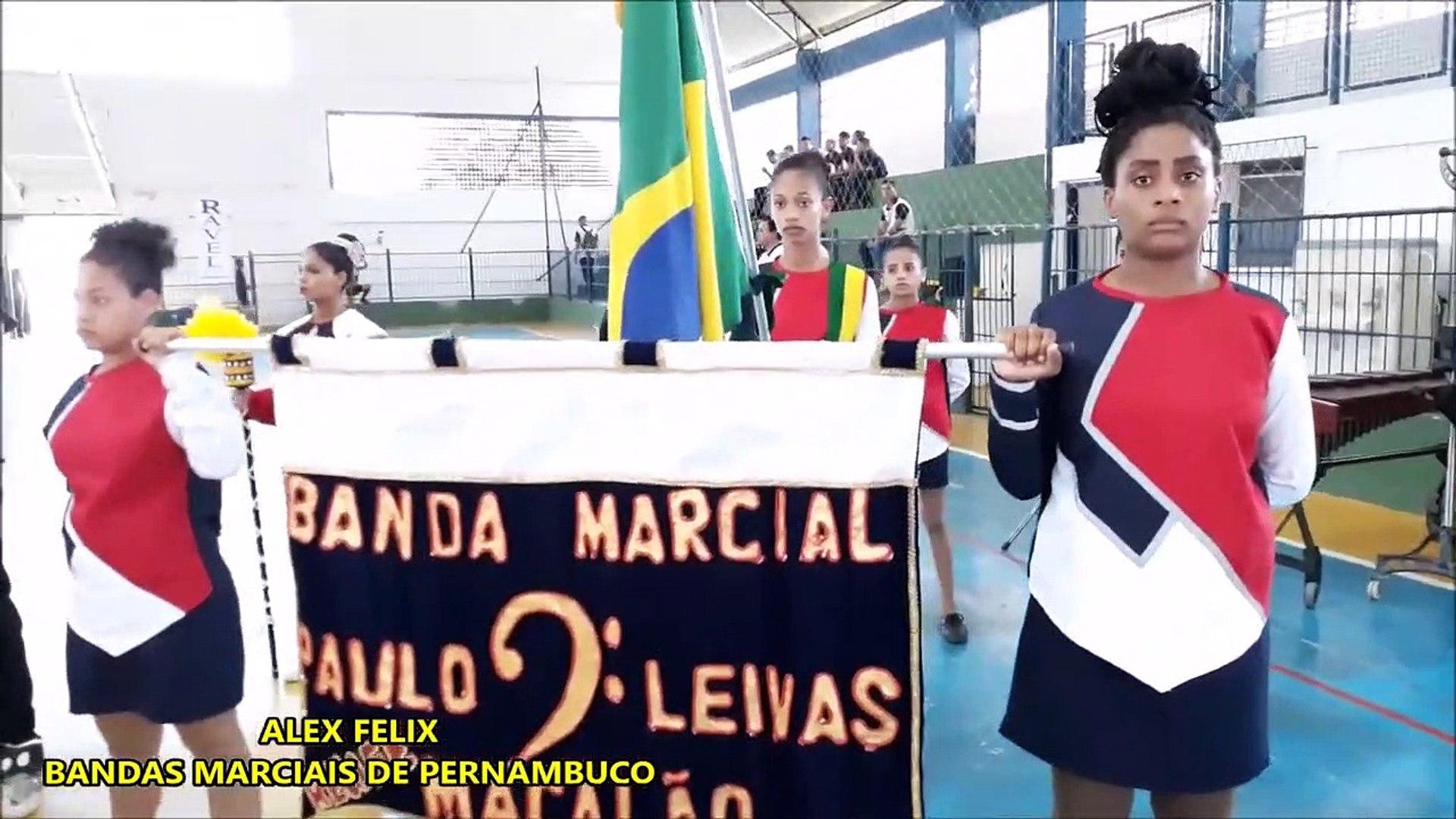 Banda Municipal Pastor Paulo Leivas Macalão 2018 - VI COPA NACIONAL DE CAMPEÃS DE BANDAS E FANFARRAS