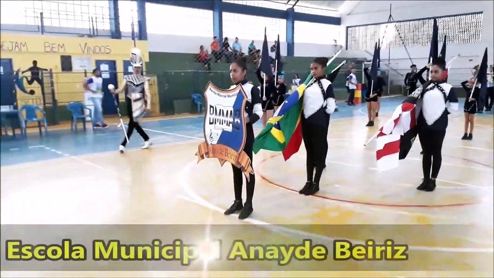 Banda Municipal Anayde Beiriz 2018 - VI COPA NACIONAL DE CAMPEÃS DE BANDAS E FANFARRAS