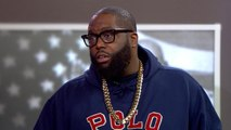 """Trigger Warning"": Killer Mike says ""God is a woman"""