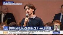 """""""Parler n'a pas fait bouger les choses."""" Une victime de harcèlement scolaire interpelle Emmanuel Macron"""