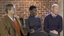 John Goodman, Michaela Coel, Hugo Blick Talk New Netflix Series 'Black Earth Rising' | In Studio
