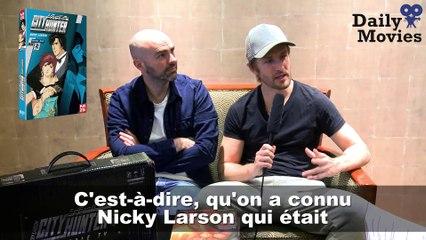 Nicky Larson et le parfum de Cupidon : Philippe Lacheau et Julien Arruti en interview