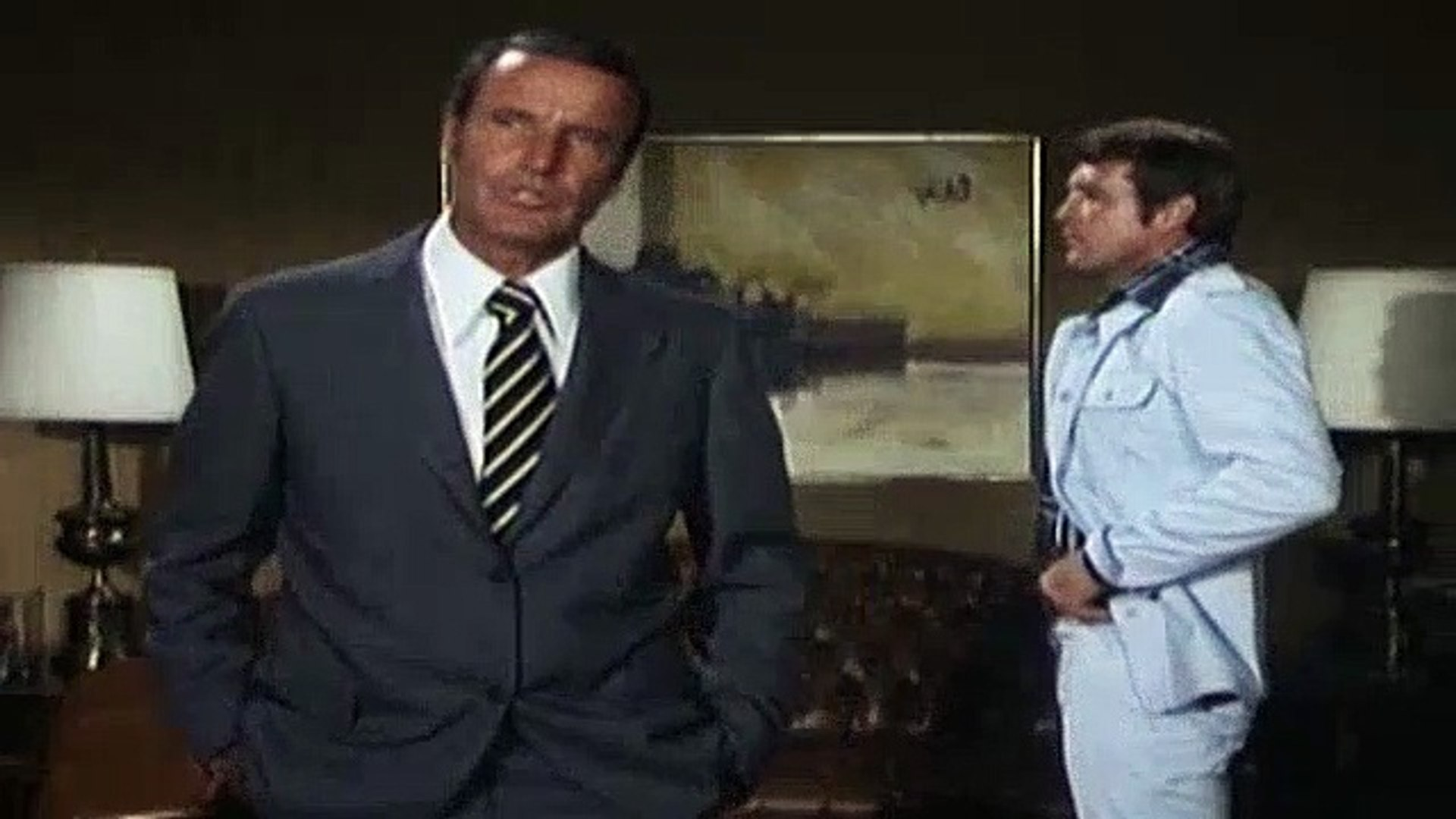 The Six Million Dollar Man Season 3 Episode 13 - Clark Templeton O'Flaherty