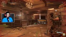 The Division 2 BETA Using MINIGUN First Mission in The Division 2