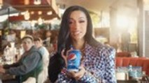 Cardi B and Monet X Change Team Up for Pepsi Commercial | Billboard News