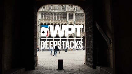 WPT Brussels Day One!