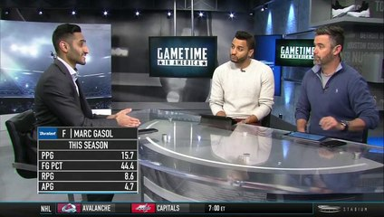 Shams Charania on How Marc Gasol Will Fit With the Raptors