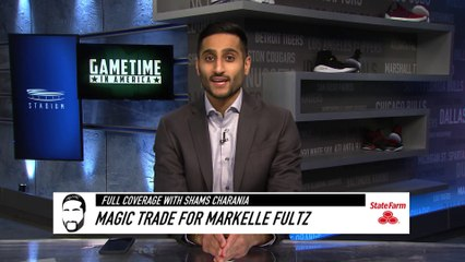 Shams Charania Explains Why the 76ers Traded 2017 First Overall Pick Markelle Fultz