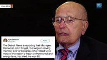 John Dingell Dies At 92