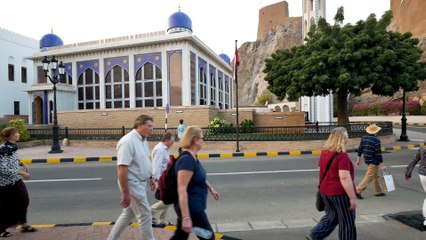 Stadtrundgang im Oman: Altstadt von Maskat