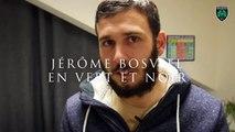 Jérôme Bosviel, en Vert et Noir