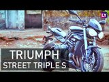 Triumph Street Triple S Motorcycle Features and Price | Sports Bike | Latestly