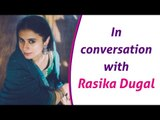 Rasika Dugal discusses Manto and if FoE is suppressed even today