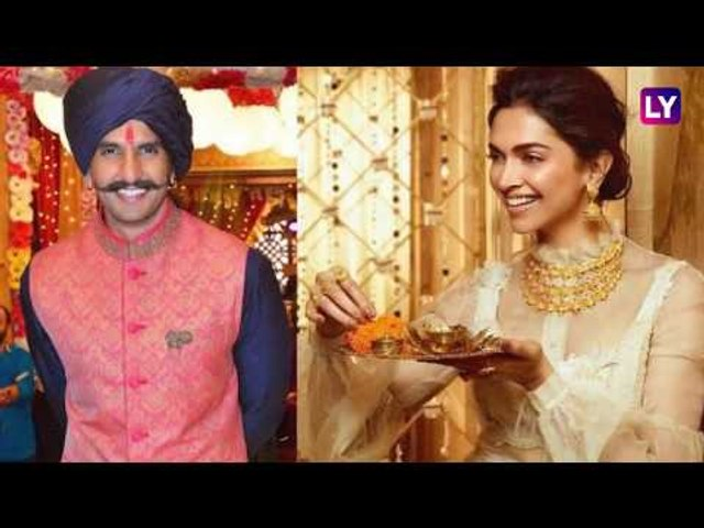 Ranveer weds Deepika: All you need to know about this grand wedding !