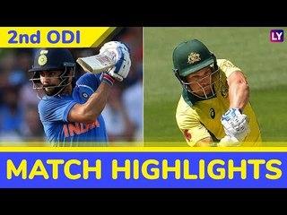 भारत ने ऑस्ट्रेलिया को 6 विकेट से दी करारी शिकस्त, सीरीज हुई 1-1 से बराबर