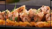 Gourmand - Saumon douceur d'agrumes