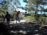 Maxcgb40 en rondade salto arriere Australie