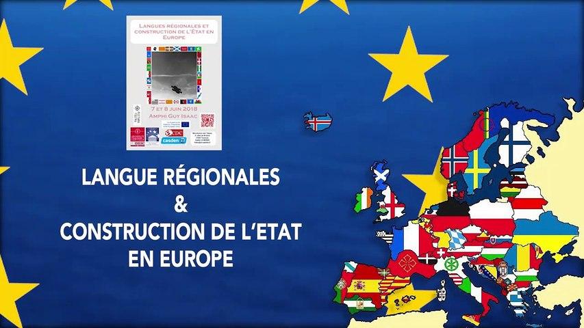 « Diffusion de la langue et par la langue : l'exemple de la production scientifique », Itziar Alkorta, Professeur de droit civil à l'université du Pays basque