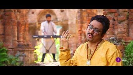 Aaji Komolomukulo II Kaustav Goswami II Rabindra-Sangeet