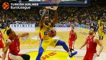 Black boosted Maccabi in crucial win